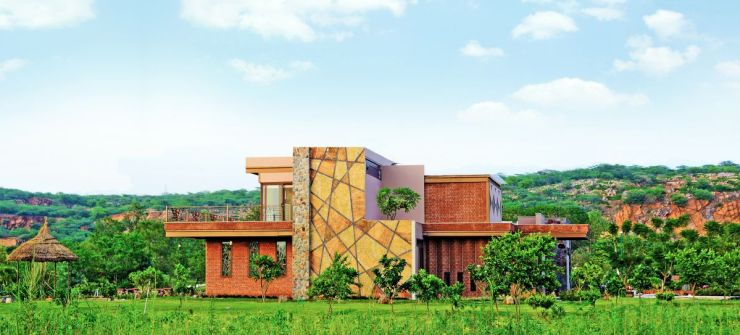 Flux Farm (F2) at Gurgaon, by Raj Karan Designs 1