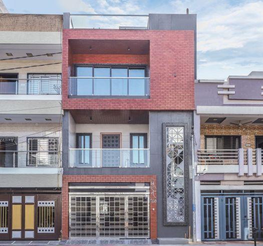 Residence 'Nirant', at Surat, Gujarat by Krutam Design Studio 64