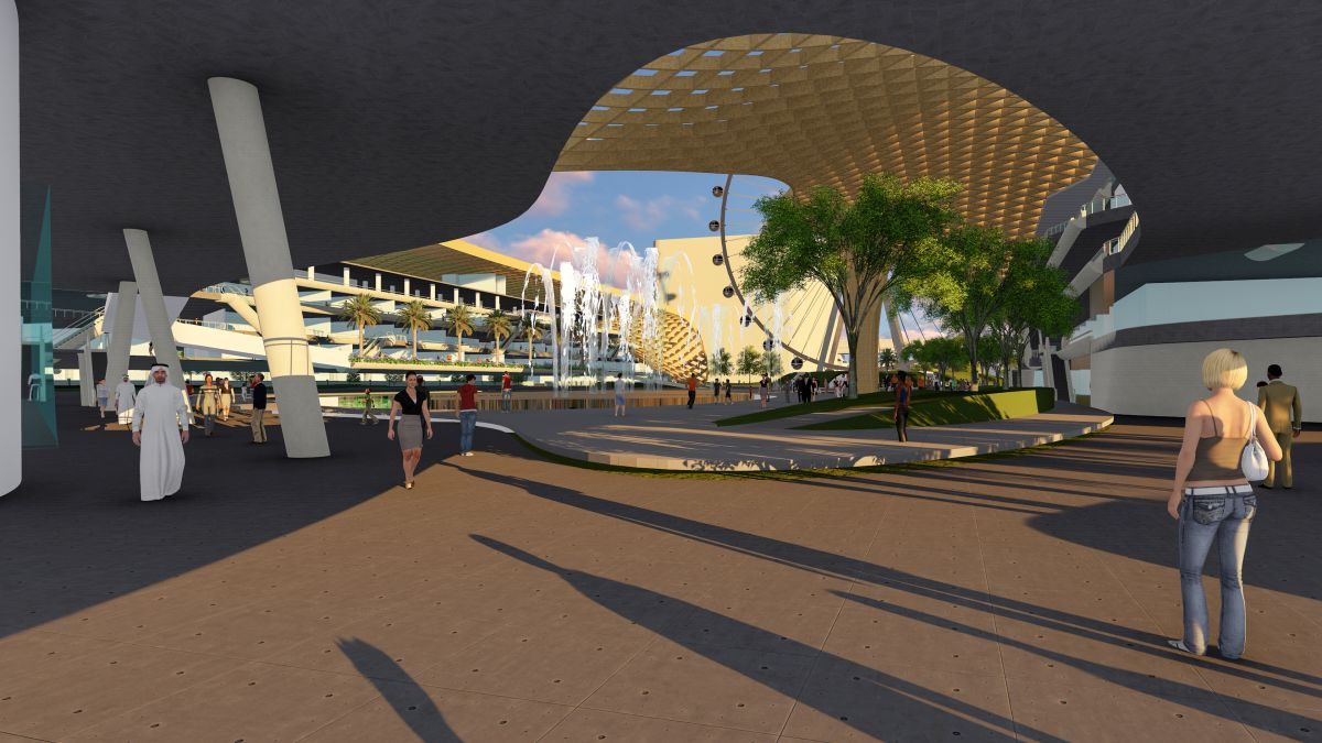 B.Arch Thesis : URBAN ENTERTAINMENT CENTRE, at Noida by KUNAL LUTHRA 52