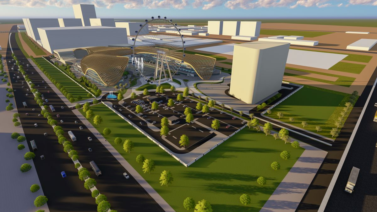 B.Arch Thesis : URBAN ENTERTAINMENT CENTRE, at Noida by KUNAL LUTHRA 46