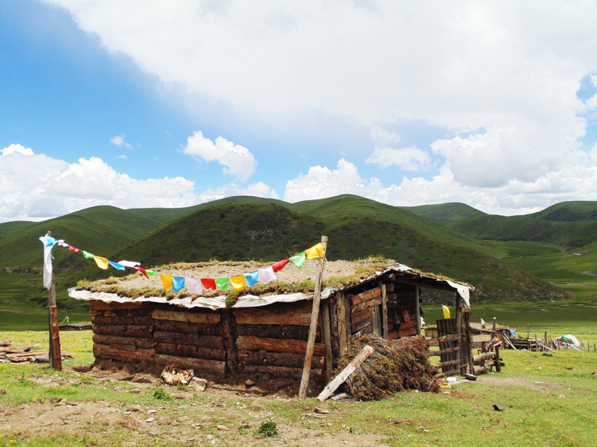 Photostory: Tibet, Towards the Roof of the World, by Arghya Ghosh 43