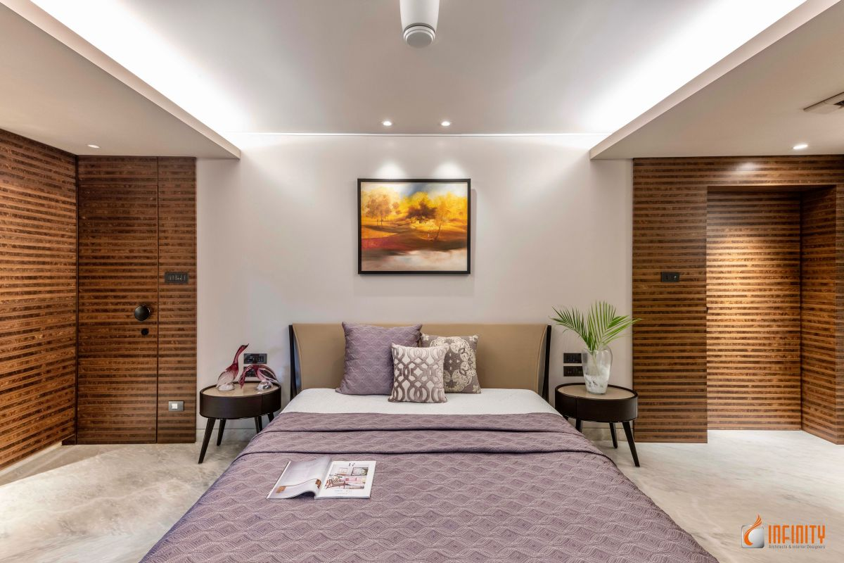 An Inside Look of a Neo-Classical Infinity Design, at Pune, Maharashtra, by Infinity Architects and Interior Designers 26