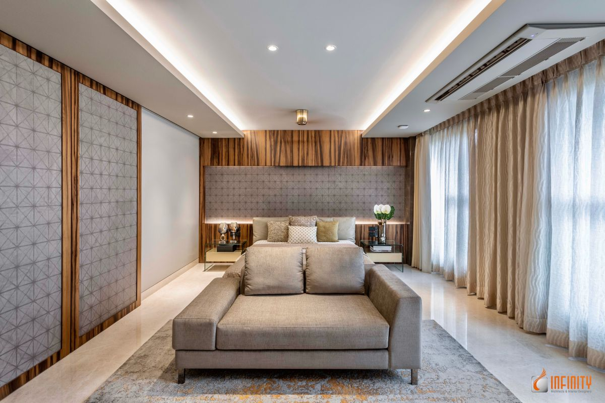 An Inside Look of a Neo-Classical Infinity Design, at Pune, Maharashtra, by Infinity Architects and Interior Designers 32