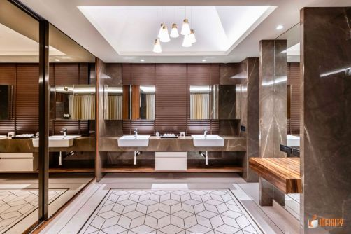 An Inside Look of a Neo-Classical Infinity Design, at Pune, Maharashtra, by Infinity Architects and Interior Designers 24
