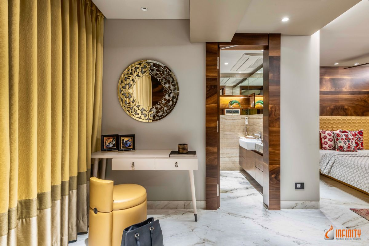 An Inside Look of a Neo-Classical Infinity Design, at Pune, Maharashtra, by Infinity Architects and Interior Designers 48