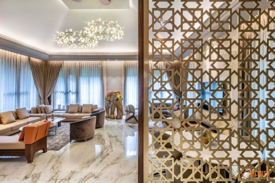An Inside Look of a Neo-Classical Infinity Design, at Pune, Maharashtra, by Infinity Architects and Interior Designers 10