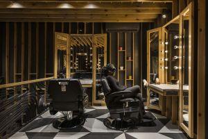 Jawed Habib Salon- Sync Design Studio