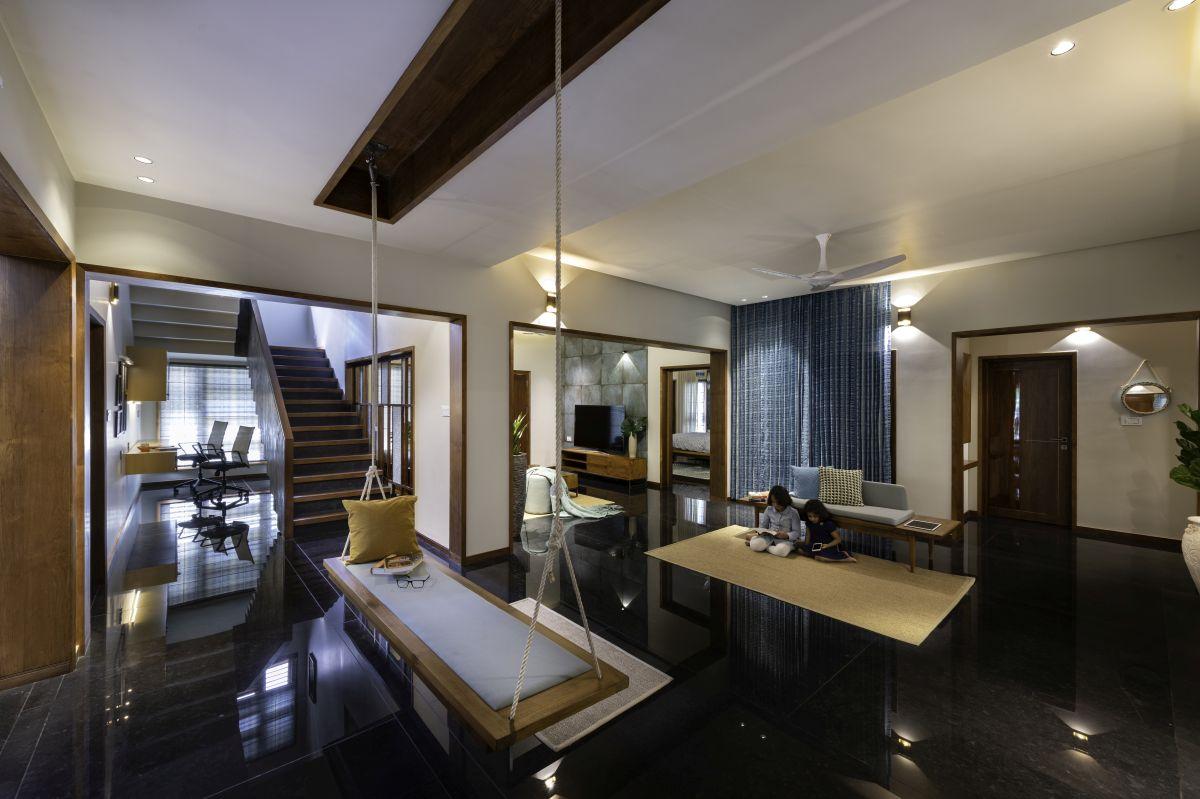 Residence for Mr. Shaheed, at Elangode, Kerala by Nufail Shabana Architects 4