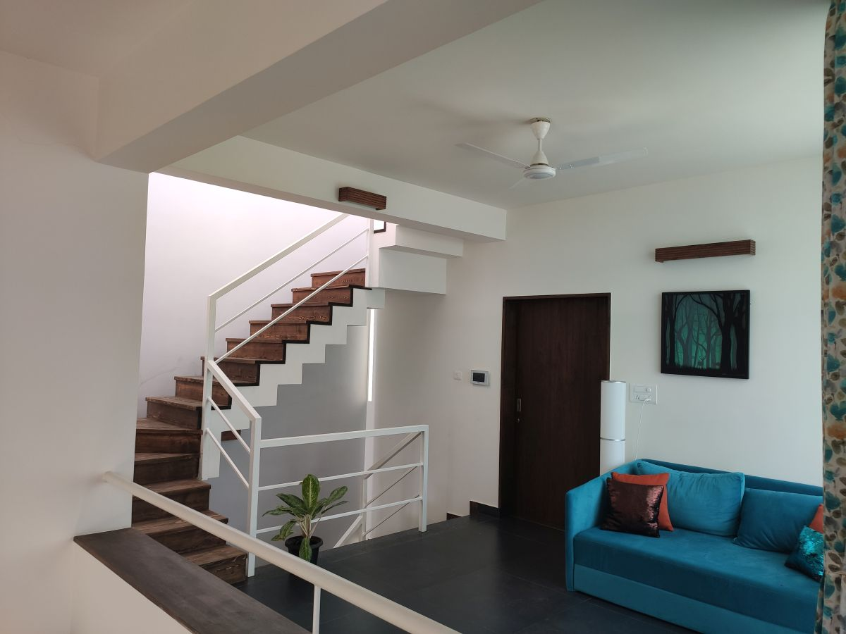 House on The Sloping Road, at Bangalore, India, by 6mmdesigns 26