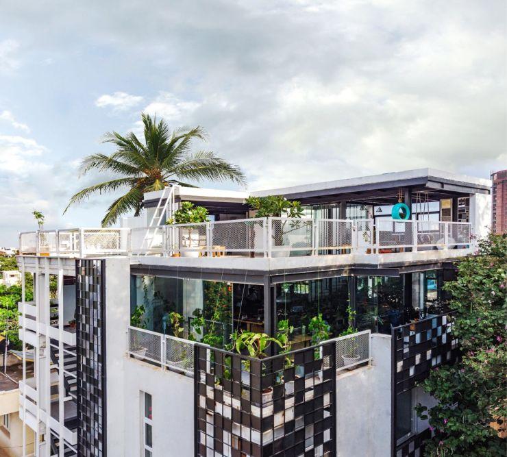 #694- Diha, at Bangalore, Karnataka, India, by Int-Hab architecture+design Studio