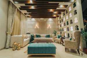 Abharna, at Dream city, Amritsar, Punjab, by Line and Space