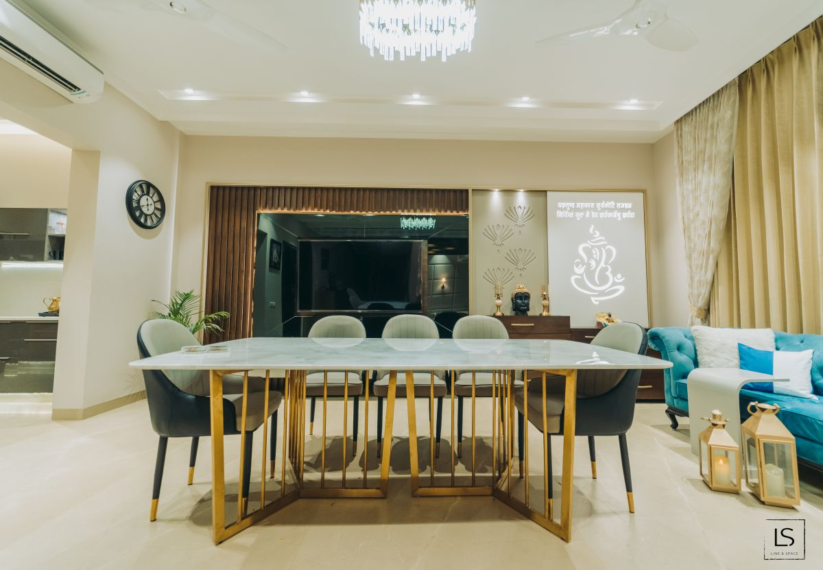Abharna, at Dream city, Amritsar, Punjab, by Line and Space 9