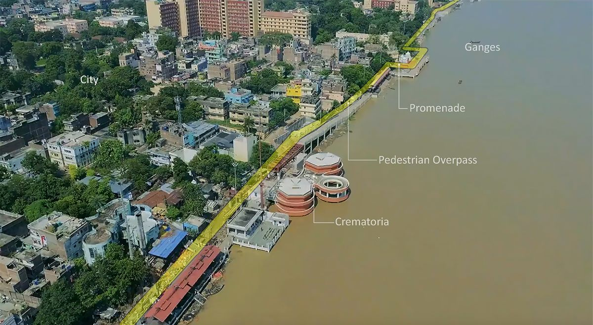 Patna Riverfront Development and Revitalisation