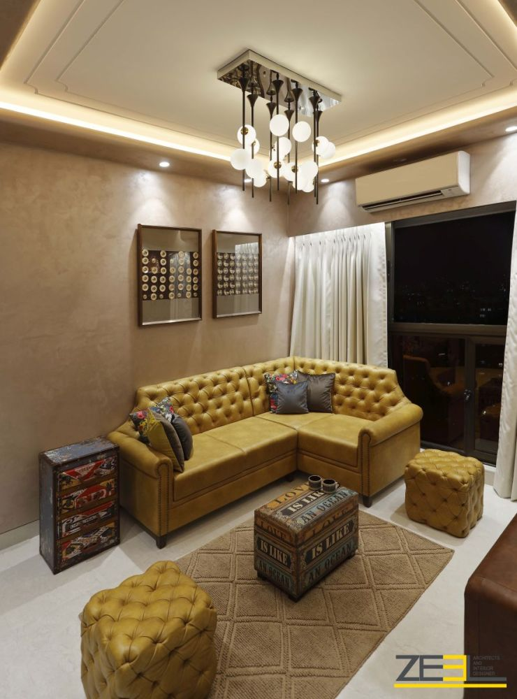 Show Flat at Mulund, by Nimish Shah – Zeel Architects 1