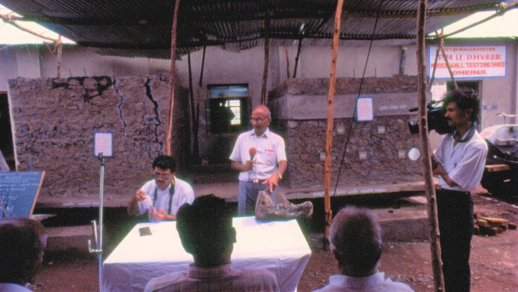 Professor Anand Swarup Arya, an Earthquake Engineer for the poor and the non-engineered 12