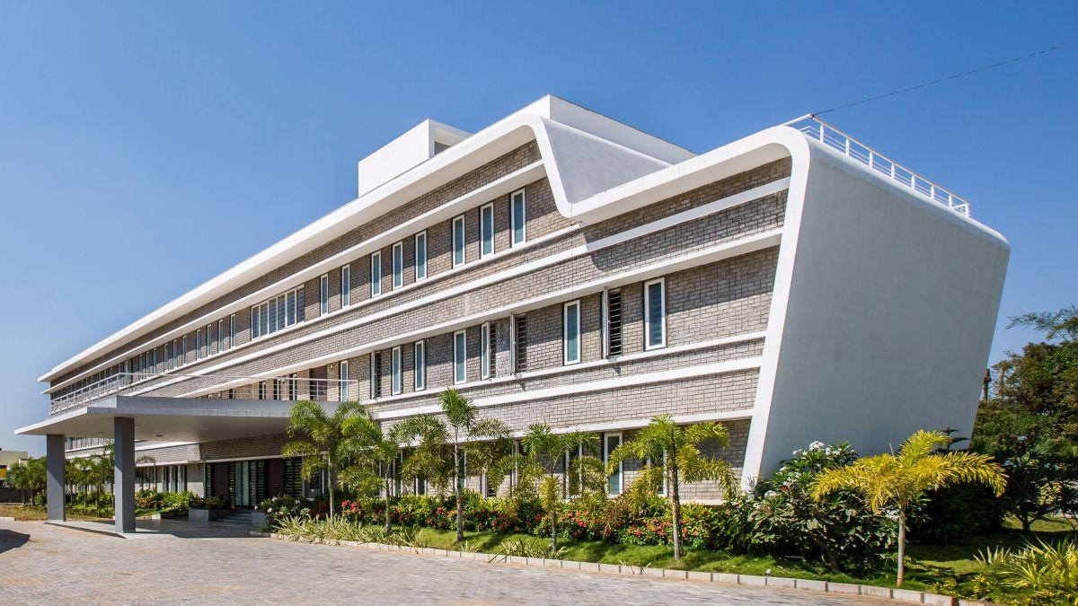 Angelica Grace Home, at Tamil Nadu, by Shanmugam Associates