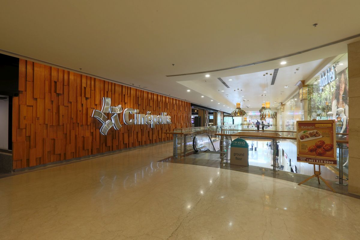 Unity One, at Rohini, New Delhi, India, by GPM Architects & Planners 13