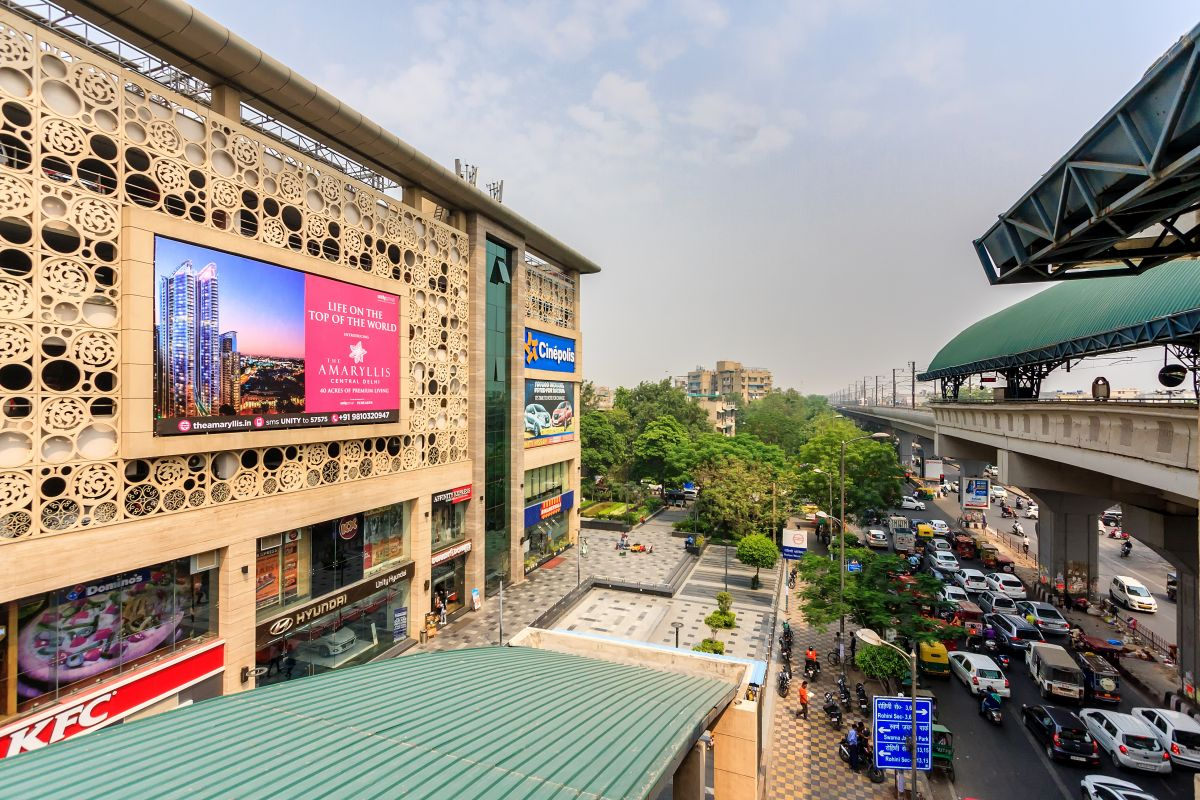 Unity One, at Rohini, New Delhi, India, by GPM Architects & Planners 17