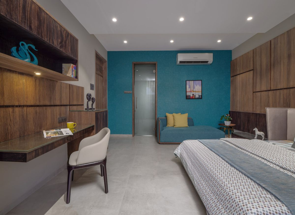 GHEI RESIDENCE at NANDED, MAHARASHTRA, by 4TH AXIS DESIGN STUDIO 28