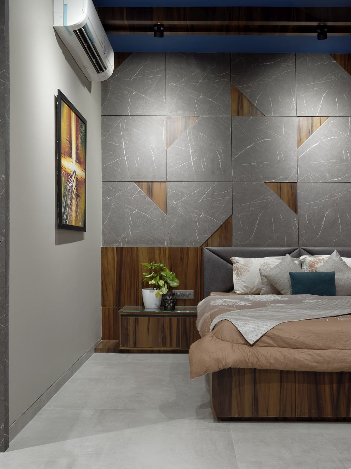 GHEI RESIDENCE at NANDED, MAHARASHTRA, by 4TH AXIS DESIGN STUDIO 46