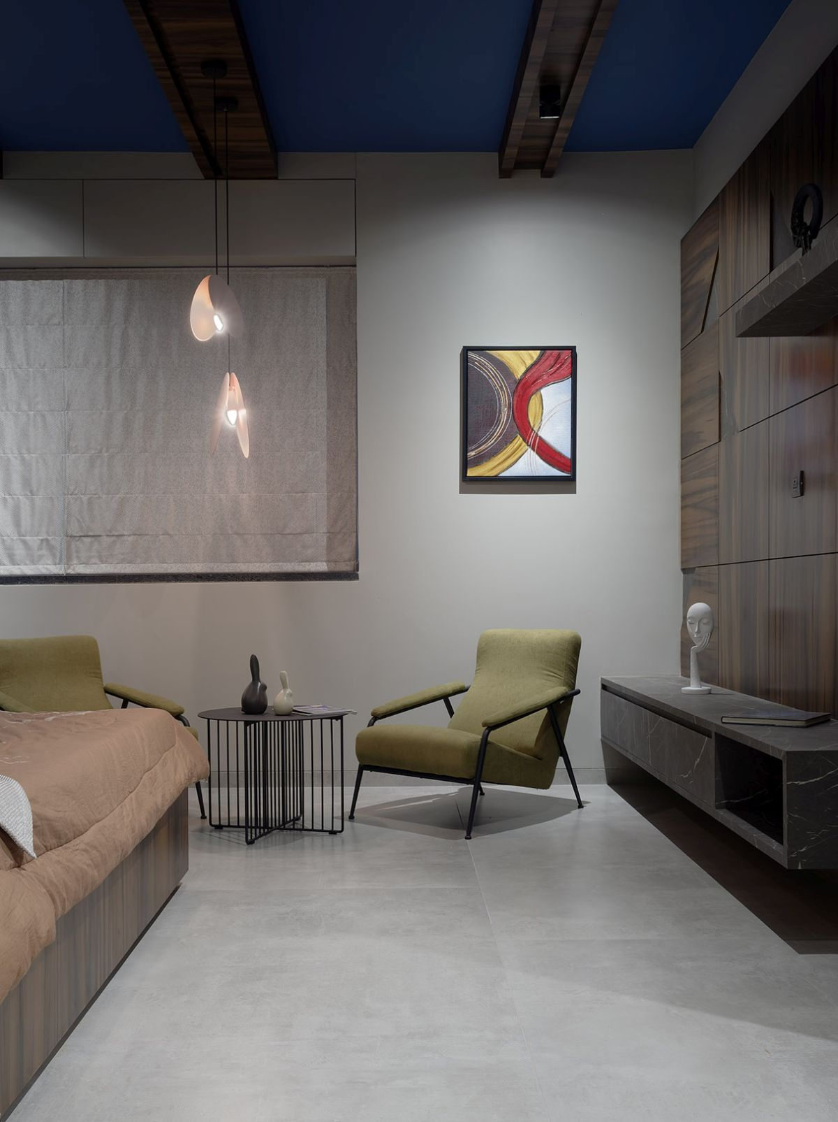 GHEI RESIDENCE at NANDED, MAHARASHTRA, by 4TH AXIS DESIGN STUDIO 48