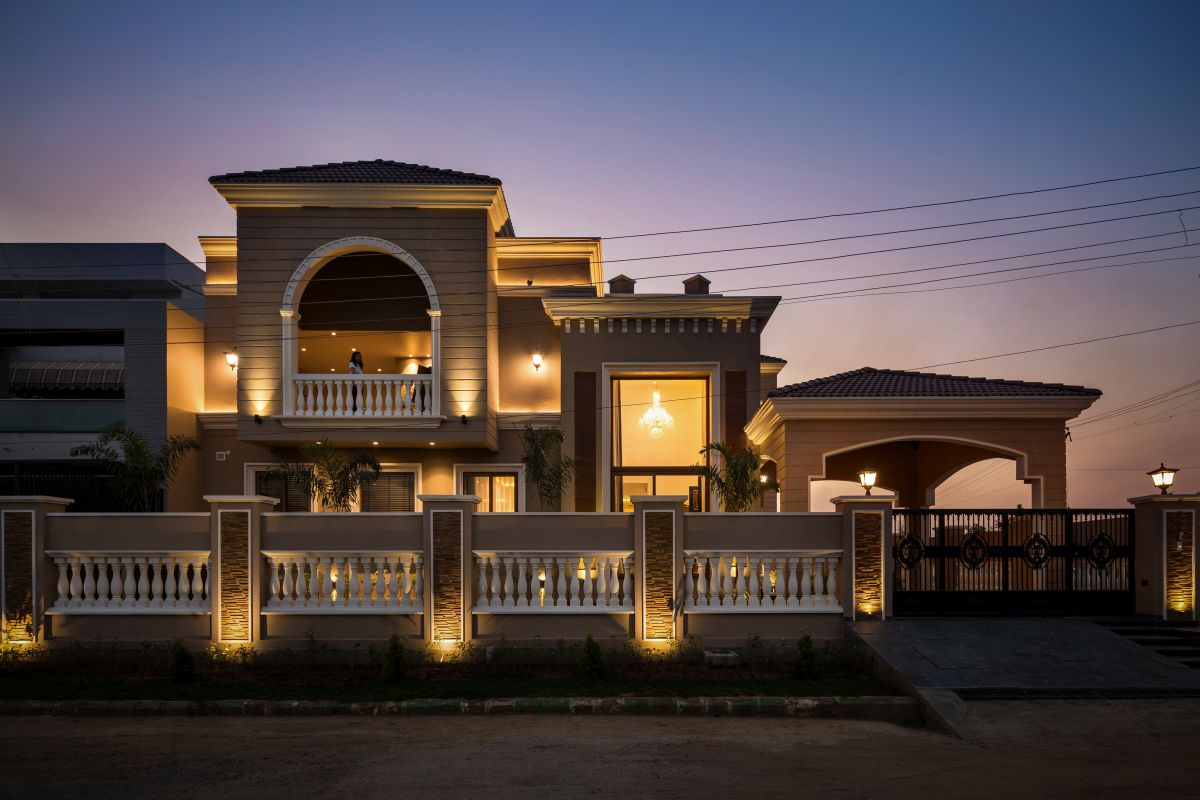 Eternal Abode at Jalandhar, Punjab, by Space Race Architects 19