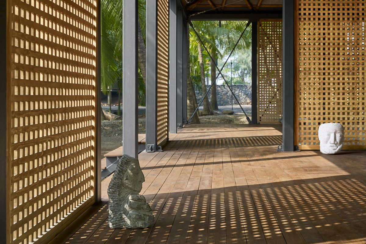 DAK – The Other Side Studio – an artist retreat in Mumbai, by Architecture Brio 18
