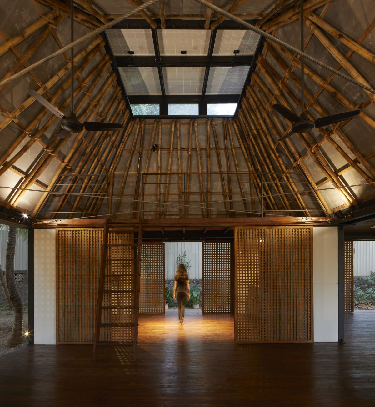 DAK – The Other Side Studio – an artist retreat in Mumbai, by Architecture Brio 10