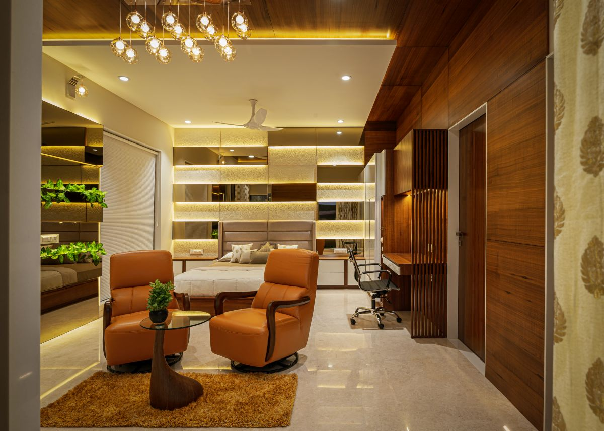 URBANFRAME HOUSE, at AHMEDABAD, by Shayona Consultant 5
