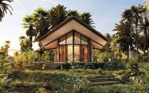 KH retreat at Cambodia by Architectural Engineering Consultants
