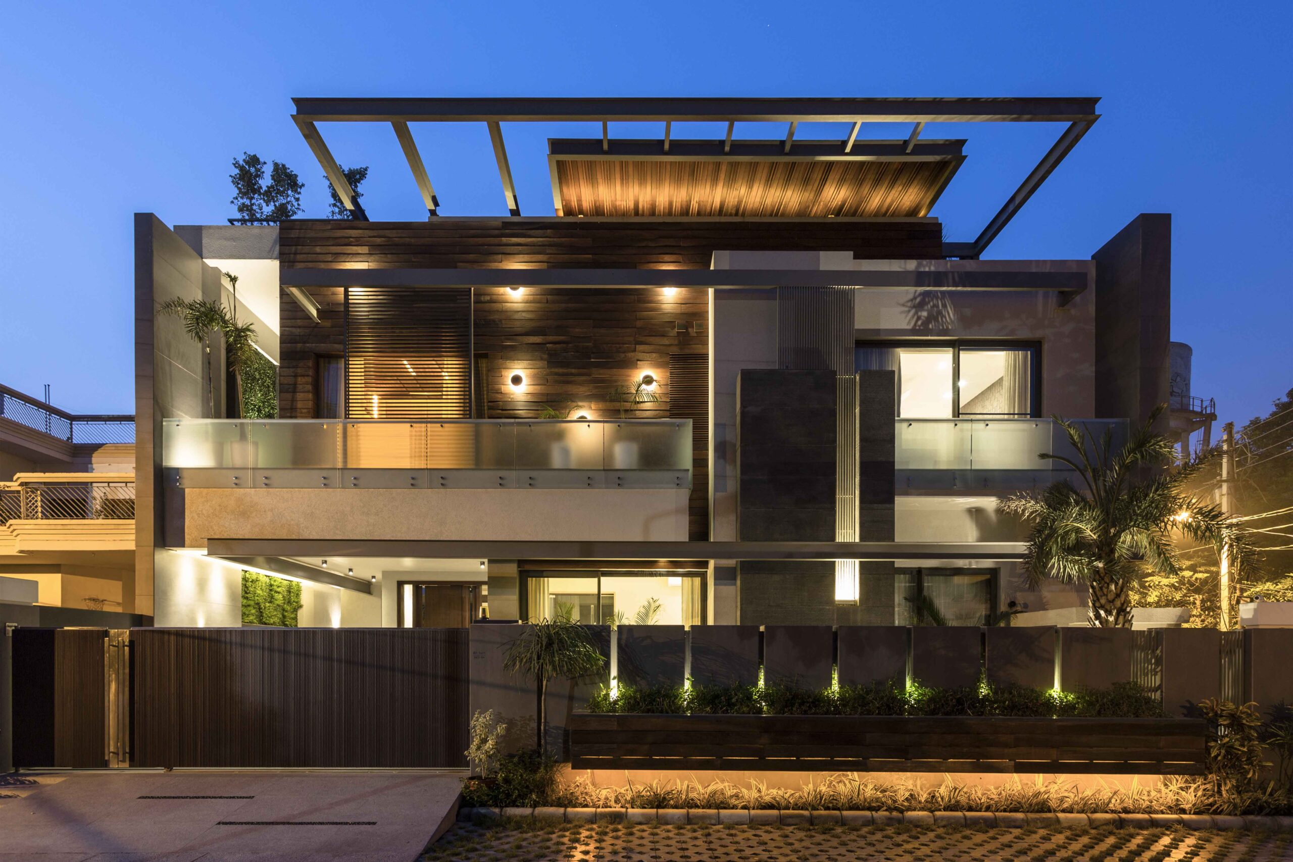 Accord House, at Ludhiana, Punjab, by Planet Design and Associates