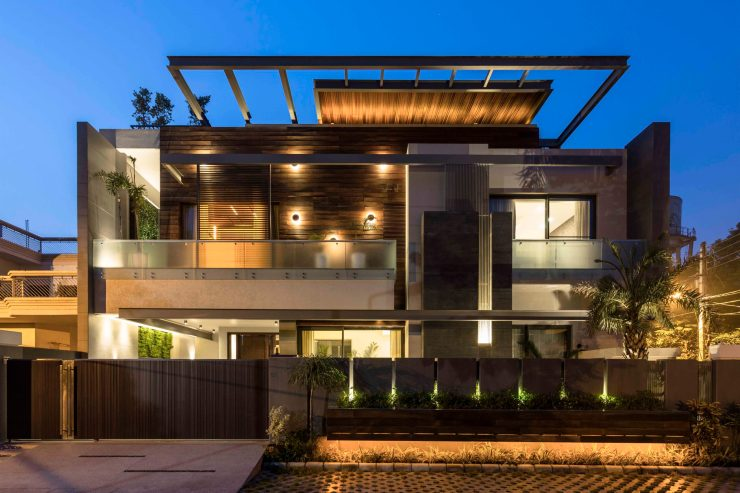 Accord House, at Ludhiana, Punjab, by Planet Design and Associates 1