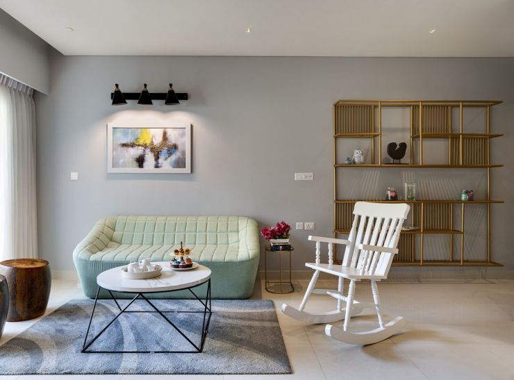 Highly Modern Space designed at Park Street Bangalore, by Signa Design 2