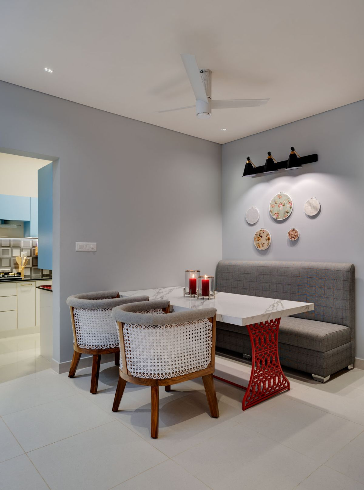 Highly Modern Space designed at Park Street Bangalore, by Signa Design 10