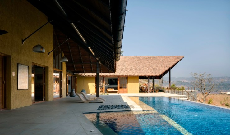 House at Panshet, Pune, by _Opolis Architects 3