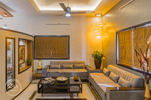 The Home Abode, at Surat, Gujarat, by Zio studioInc