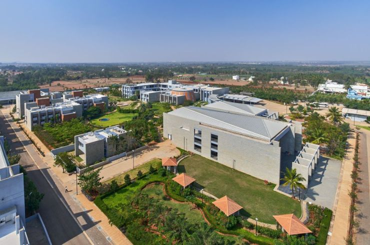 TIFR International Centre for Theoretical Sciences, at Bangalore, by Venkataramanan Associates 18