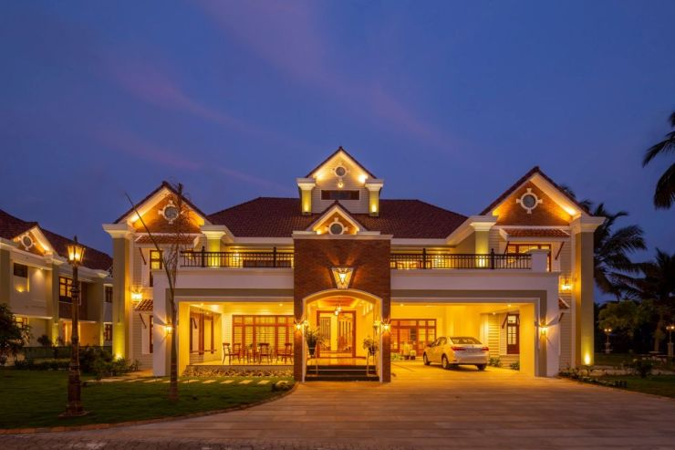 VeePees Mansion By Architects in Calicut - Arif and Associates 2