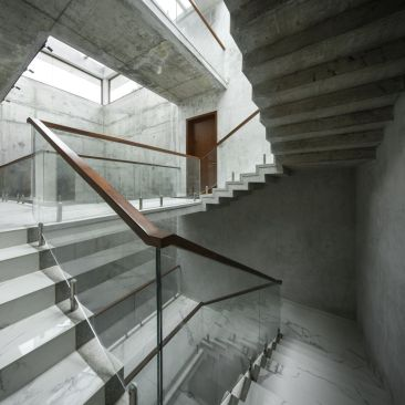 4a Staircase View
