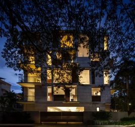 5a Exterior Night View