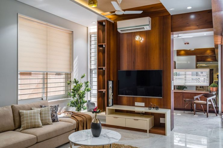 The Shaded House, at Ahmedabad, by Shayona Consultant 12