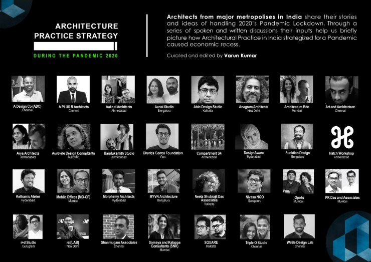 Re-emergence of Architectural Practice in India from the Pandemic 2020 3