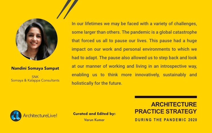 Re-emergence of Architectural Practice in India from the Pandemic 2020 15