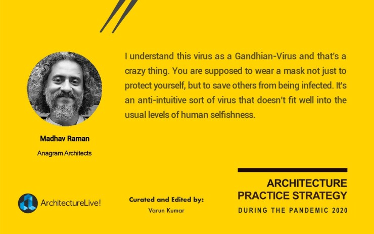 Re-emergence of Architectural Practice in India from the Pandemic 2020 17