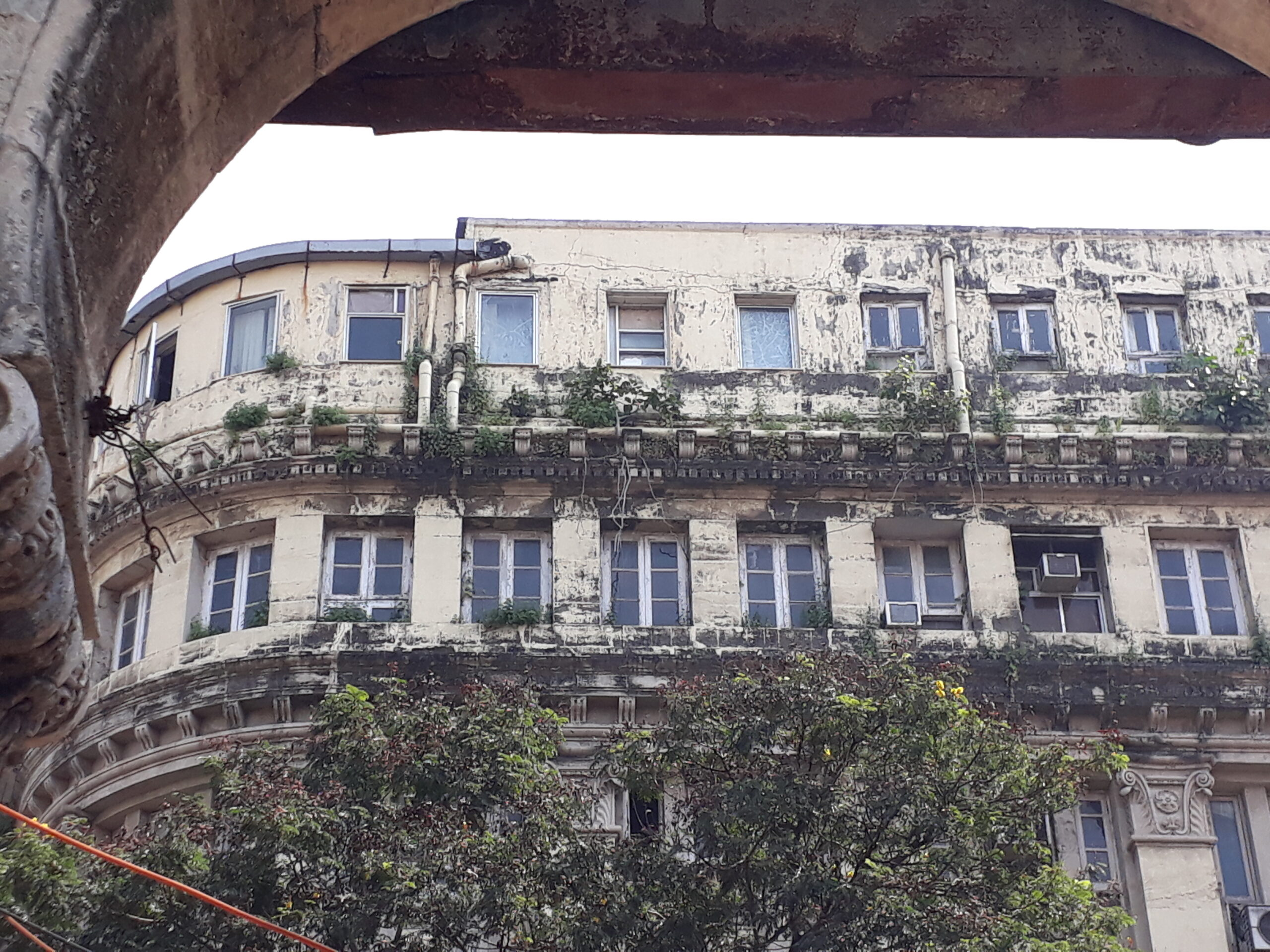Conserving The Commissariat Building, DR DN Road, by Vikas Dilawari 7