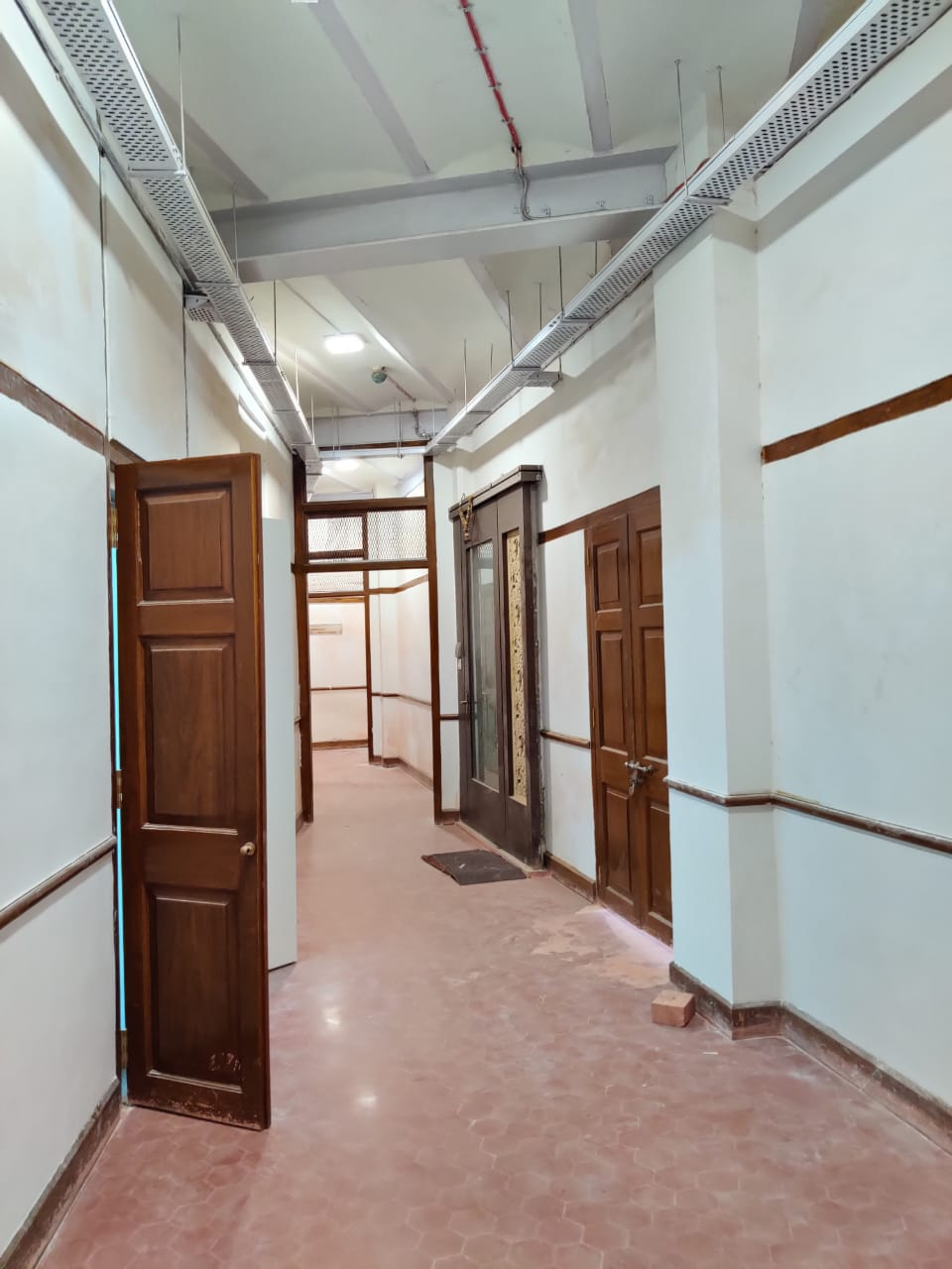 Conserving The Commissariat Building, DR DN Road, by Vikas Dilawari 15