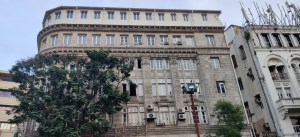 Conserving The Commissariat Bulding, DR DN Road, by Vikas Dilawari