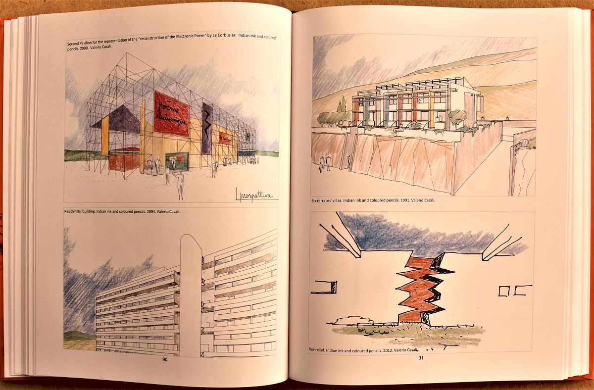 ARCHITECTURAL RENDERING: HAND-DRAWN PERSPECTIVES & SKETCHES - Book Review by Dr Pankaj Chhabra 10