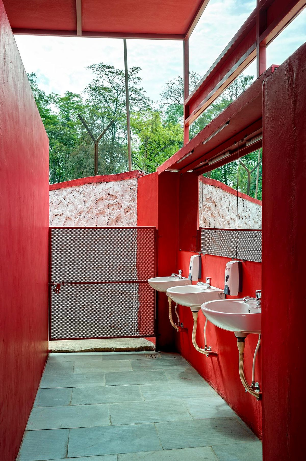 Pause - Restrooms, at Bombay-Goa Highway, by RC Architects 13