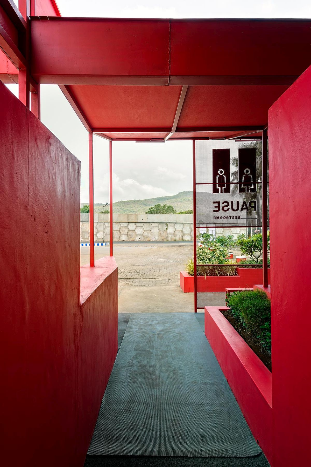 Pause - Restrooms, at Bombay-Goa Highway, by RC Architects 29